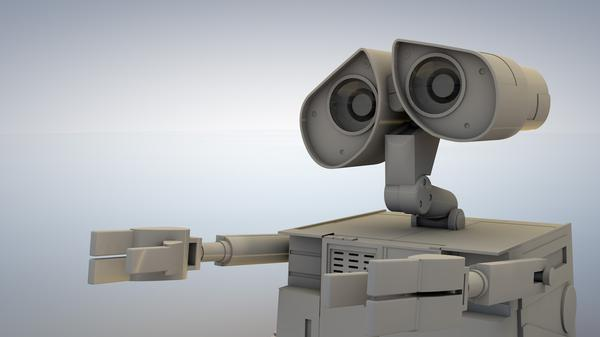 Wall-E Model Thumbnail